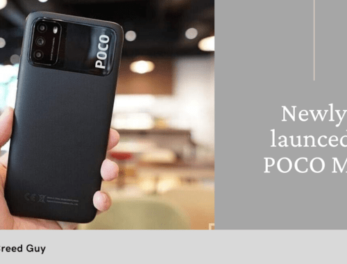 newly launched poco price and specifications