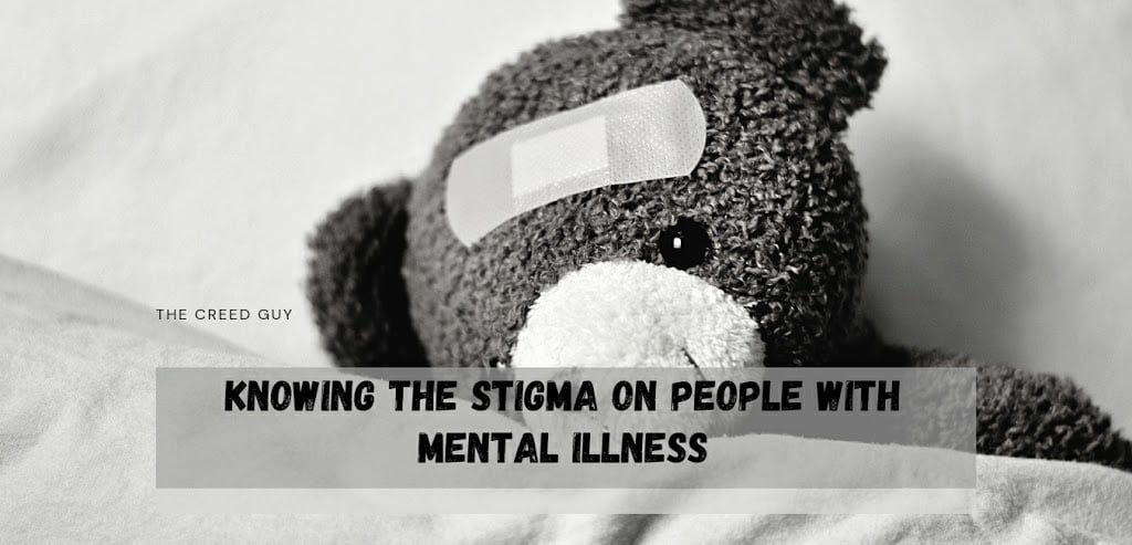 knowing the stigma on people with mental illness