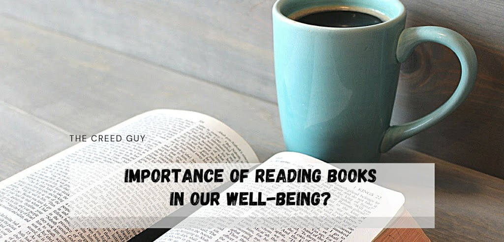 importance of reading books in our well-being