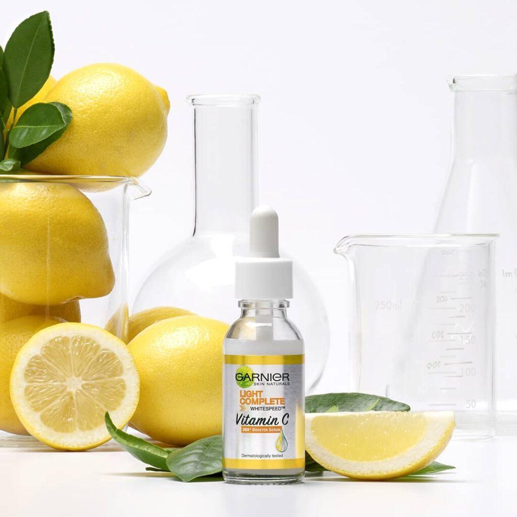 garnier light complete vitamin c serum
