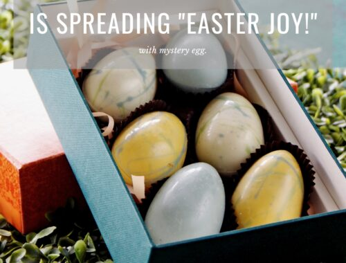 the manila hotel is spreading easter joy with mystery egg