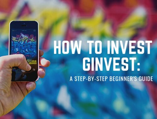 how to invest in ginvest a step by step beginners guide