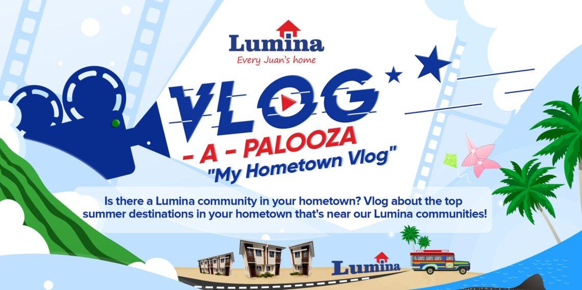 lumina homes my hometown vlog contest