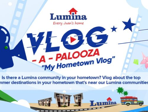 lumina homes my hometown vlog contest