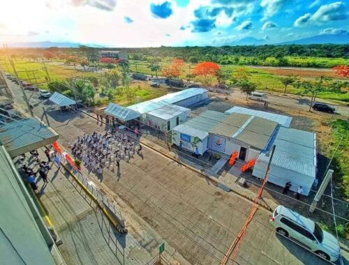 Aerial shot of The Medical City South Luzon's (TMC SL) Complex of Hope