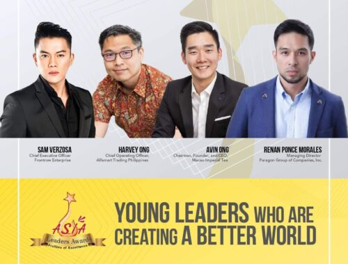 young leaders who are creating a better world