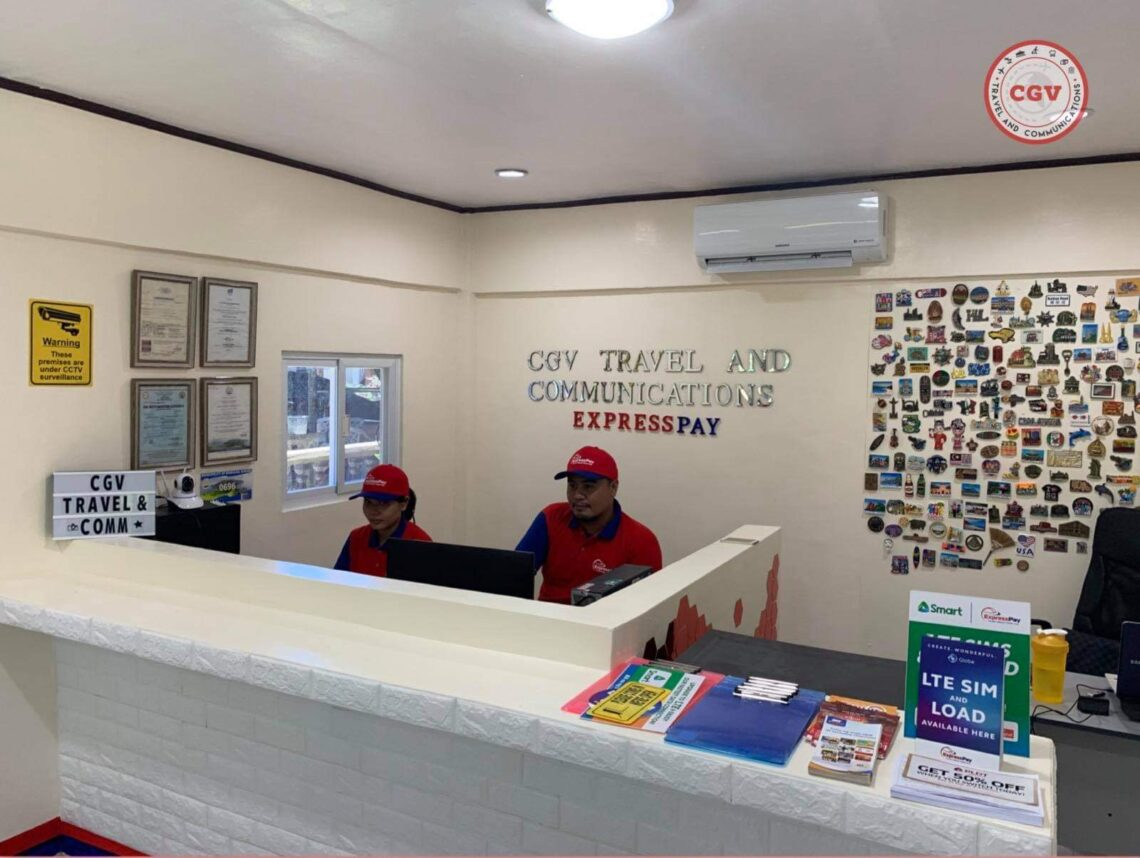 CGV Travel and Communications is your gateway to discovering Dingalan