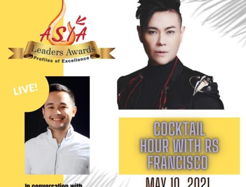 asia leaders awards cocktail hour with rs francisco