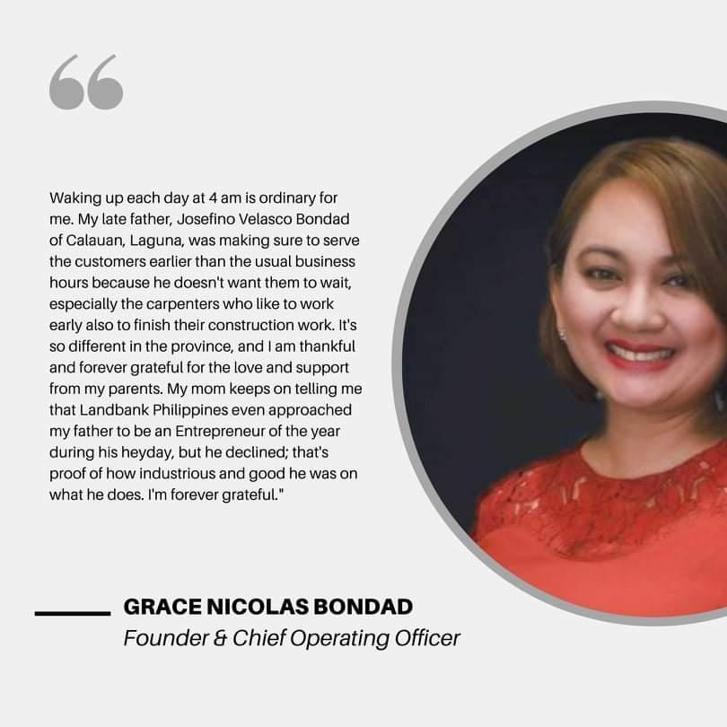 grace bondad nicolas