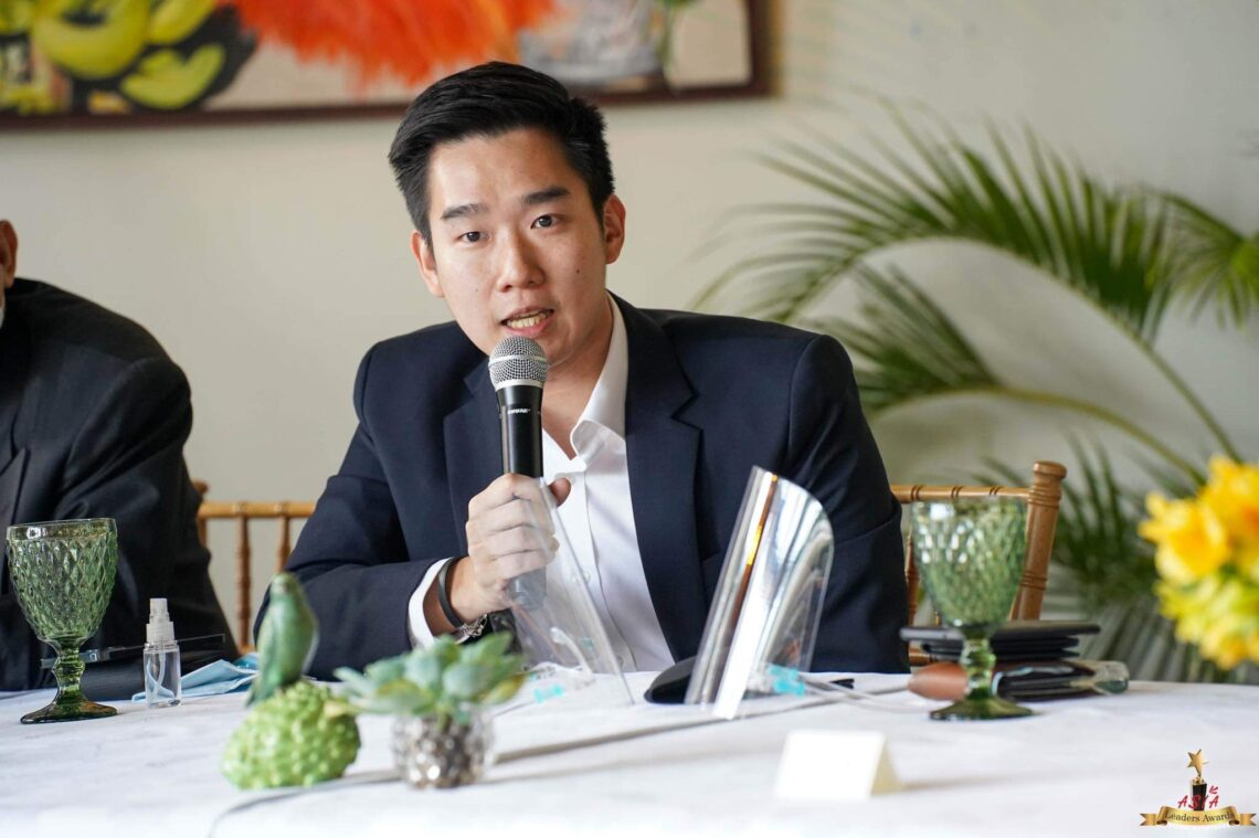 avin ong of fredley group of companies