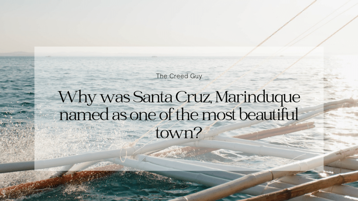 Santa Cruz Marinduque