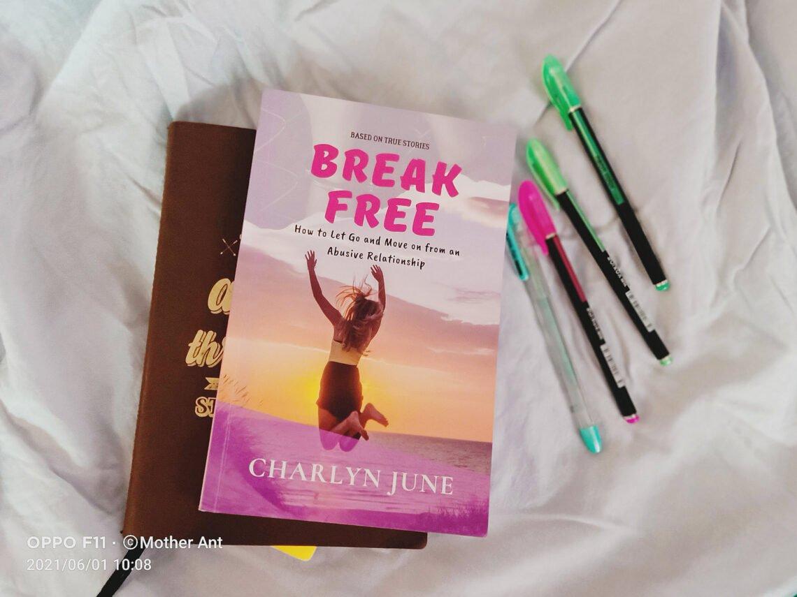 Charlyn June Fadchal-Awing book Break Free