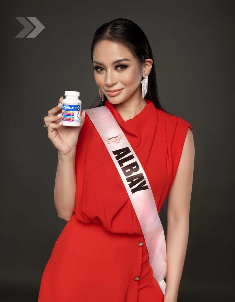 Miss Universe Philippines Albay